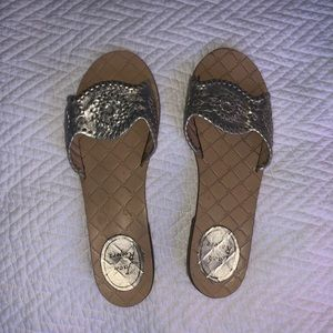 Gently used Jack Rogers size 8